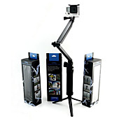 Gopro Accessories Three to Support 3 - way Thirty Percent of the Arm Three to the Sshaft
