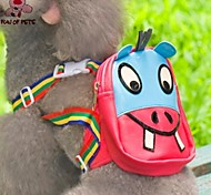 FUN OF PETS® Elegant Screw Die Donkey Shape Travel Backpack for Pets Dogs (Assorted Sizes)