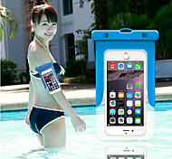 Top Sales 2015 Newest Portable Waterproof Bag for iPhone 6/6S Plus/6 Plus Samsung Galaxy S6/S6 Edge.