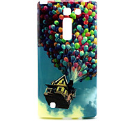 Balloon House  Pattern TPU Soft Case for LG H502