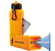 AceCamp Silicone Sound Bottle Kettle Orange Music Amplifier
