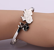 Classic Fashion Sheep Stainless Steel Bracelet