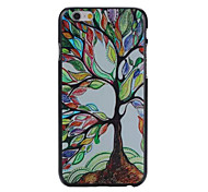 Tree Of Life  Pattern PC Phone Case For iPhone 6