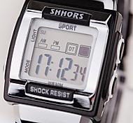 Men's Watch Sport Watch Noctilucent  Timing  Multifunctional  Students Watch  Waterproof Watch