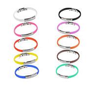 Irenew Ion Power Titanium Energy Bracelet Magnetic Energy (Random Color)