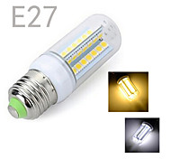 1 pcs Ding Yao E14/G9/E27 15W 56LED SMD 5730 600-700LM Warm White/Cool White Corn Bulbs AC 220-240V