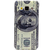 Dollars Patterned edging TPU cell phone soft shell For Galaxy A3 / A5 / A7