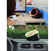 Car Mini Magic Glove Box Folding Retractable Trash Bucket Car Garbage Bucket