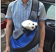 Pet Dog Cat Puppy Carrier Mesh Comfort Travel Front Shoulder Bag Sling Backpack