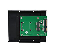 Maiwo SATA TO mSATA Card Convertor Card Interface Card KT006B