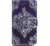 Corners Diamond Pattern PU Leather Material Card Full Body Case for iPhone 4/4S