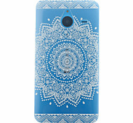 Hollow Flower Pattern TPU Case for Microsoft Lumia 640 XL