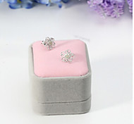 7*7*4 Jewelry Boxes For Ear Studs/Pendant 1pc