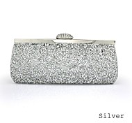 Handbag Satin Evening Handbags/Clutches With Crystal/ Rhinestone
