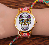 Bohemian Style Women'S Fashion Watches Elephant Hand-Woven Watches Students Watch