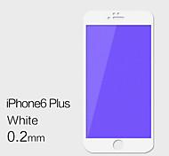 luce rtako®anti-blu facile installare 0,2 millimetri con panno di pulizia dello schermo in vetro temperato protezione per il iphone 6 più