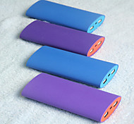 Fashion and Convience!20,000 mAh Mobile Power Dual Output High-Capacity Power Bank  for Smart Phone and Tablet