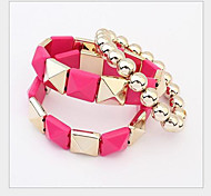 Cusa  Multirow Bounce Bracelet