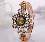 New  Fashion Imitation Diamond Setting Watch Electronic Style Women Dress Watches Lady's Wrist Watches Hot