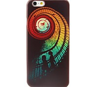 Stairs Pattern TPU Material Soft Phone Case for iPhone 6
