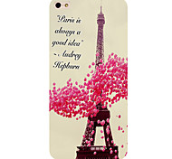 The Tower Pattern Phone Back Case Cover for iPhone5C