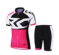 Completi/Tuta da ginnastica/Jersey - Pantaloncini/3/4 Collant - Campeggio e hiking/Attività ricreative/Ciclismo - Per donna/unisex -