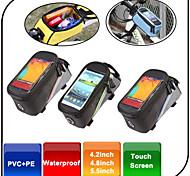 Bolsa para Cuadro de Bici Ciclismo ParaSamsung Galaxy S4 / Samsung Galaxy S7 / Samsung Galaxy S6 / Samsung Galaxy S6 edge / Samsung
