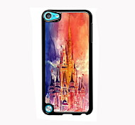 The Castle Design Aluminum High Quality Case for iPod Touch 5