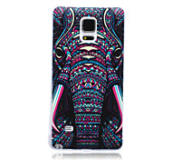 Elephant TPU Soft Back Case for Samsung Galaxy Note 5/Note 5 Edge/Note 3/Note 4