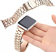 Metal Watchband With Stainless Steel Adapter Joker  for Apple iwatch 38mm Multi-colour