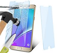 angibabe ultradünnen 0.3mm Anti-blue ray gehärtetem Glas Schirm-Schutzschutz für Samsung-Galaxie Hinweis5 n9200 5,7 Zoll
