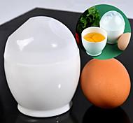 Utensílios de Ovo Plástico,