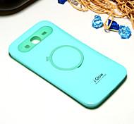i-brillo luminoso del color del caramelo de la PC + TPU y la caja con kicstand para i9152 la galaxia de Samsung