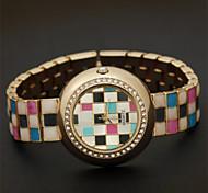 Aidu  New Women's High-end Bracelet Watch