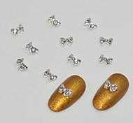 Encantador - Dedo/Dedo del Pie/Otros - Joyas de Uñas - Metal - 10 - 6*5*1 - ( cm )