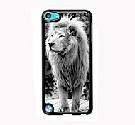 The Lion Design Aluminum High Quality Case for iPod Touch 5