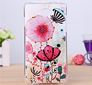 Flower Butterfly Pattern TPU Soft Case for Coolpad F1 8297