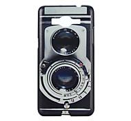 Retro-Kamera mustern harte rückseitige Abdeckung für Samsung-Galaxie grand prime g530h
