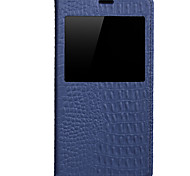 UWEI Cow Leather Wallet Full Body Case With Intelligent Dormancy for Samsung Galaxy S5
