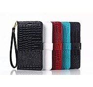 PU Crocodile Strap Around Open Protective Sleeve for Galaxy Note5/Note4/Note Edge (Assorted Colors)