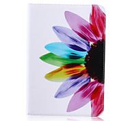 motif de spider®sunflower magie cuir PU avec support de protection pour onglet de Samsung Galaxy s2 8,0 / s2 9,7