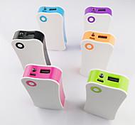Knochen-2 5600mAh bewegliche Energien-Bank-externe Batterie für iphone6 / 6plus / 5s / 4s / 5 samsung s4 / 5 HTC und andere mobile