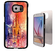 The Castle Design Aluminum High Quality Case for Samsung Galaxy S6 SM-G920F