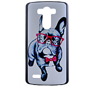 For LG Case Pattern Case Back Cover Case Dog Hard PC LG