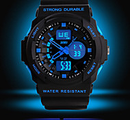 Men's Watches Authentic SKMEI Fashion Sport multi-Function Table Waterproof Electronic Watch