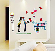 Multifunction DIY PVC Sweetheart Decorative Stickers