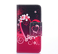 Painted PU Phone Case for Galaxy J2