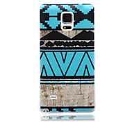 Lattice TPU Soft Back Case for Samsung Galaxy Note 5/Note 5 Edge/Note 3/Note 4