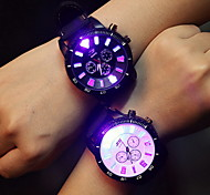 Men's Luminous Function Quartz Analog(Assorted Colors)