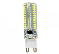 8W E14 / G9 / G4 / E17 LED-maïslampen T 104 SMD 3014 720 lm Warm wit / Koel wit AC 220-240 / AC 110-130 V 1 stuks